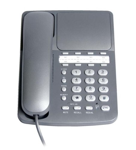 Radius 150 Corded Business Phone - Silver/Grey picture
