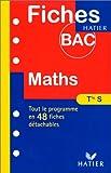 echange, troc  - Fiches Bac mathématiques, terminale S
