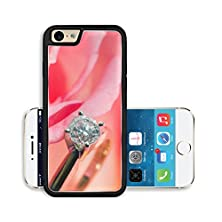 buy Luxlady Premium Apple Iphone 6 Iphone 6S Aluminium Snap Case Way To Present A Engagement Ring With Diamond Inside Beautiful Rose On Valentine Day Image Id 671420