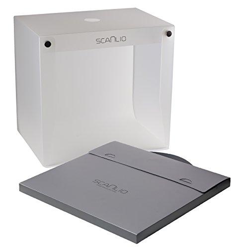 SCANLIO-mobiles-Fotostudio-faltbarer-Scan-Stand