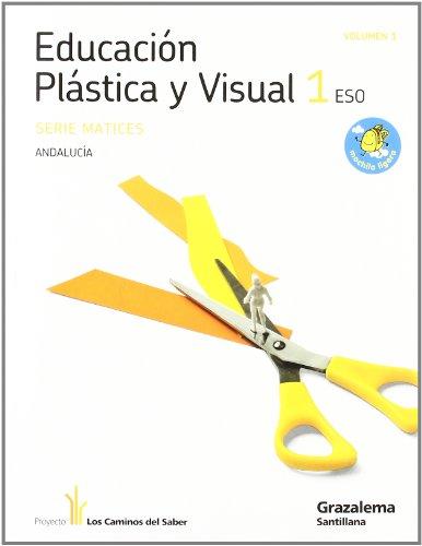 Proyecto los Caminos del Saber, educación plástica y visual, 1 ESO (Andalucía)