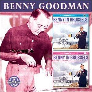"Benjamin David ""Benny"" Goodman (1909 1986) 41Y48AXH2ML"