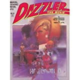img - for Dazzler: The Movie (Marvel Graphic Novel, No. 12) book / textbook / text book