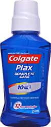 Colgate Plax Complete Care Alcohol free Mouthwash - 250 ml