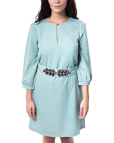 RIVERSIDE Kleid Orquidea hellgrün