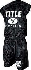 TITLE Boxing Pro Set Nylon Sweat Suit