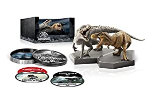 Jurassic World 3D - Limited Edition Gift Set (Blu-ray 3D + Blu-ray + DVD + Digital HD) from Universal Studios Home Entertainment
