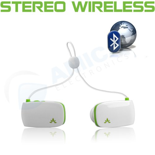 Bluetooth Stereo Headset. Superb Sound, Perfect Fit, Sleek Design, Water Resistant For All Sony Ericsson Phones. Package Also Include A Free Wall And A Car Charger