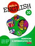Skills in English: Green: Homework and Differentiation File 3 (0435193325) by Pilgrim, Imelda