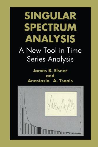 Singular Spectrum Analysis: A New Tool in Time Series Analysis