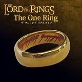 ロード・オブ・ザ・リング The One Ring (ザ ワンリング) 10金 K10 リアルタイプ 限定コラボ アクセサリー 【13号】
