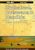 Lonely Planet Zimbabwe, Botswana And Namibia Travel At...