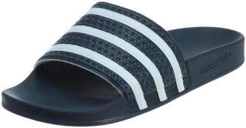 Adidas Originals Mens Adilette Water Shoes 288022 Adiblue/White/Adiblue 15 UK, 51 EU