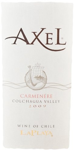 2011 Axel Chile Carmenère 750 Ml