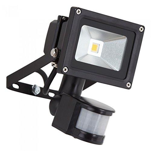 Projecteur LED avec détecteur PIR Lampe murale IP65 Projecteur étanche à économie d'énergie