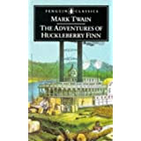 The Adventures of Huckleberry Finn (English Library) ~ Mark Twain