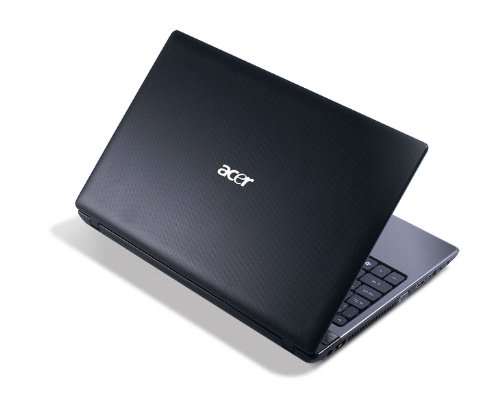 Acer AS5750-6438 15.6-Inch Laptop (Mesh Black)