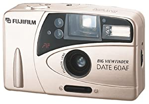 Fujifilm Big Viewfinder 60AF Date 35mm Camera
