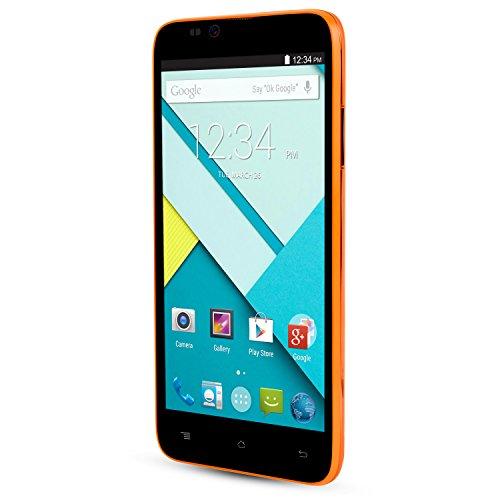 BLU Dash 5.5-US GSM - Unlocked (Orange)
