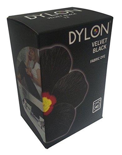 fabric dye dylon machine dye velvet black import it all. Black Bedroom Furniture Sets. Home Design Ideas