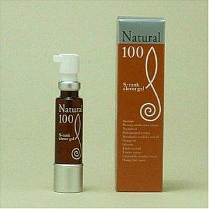 ハイム化粧品 ナチュラル100 クレヴァージェル 12g