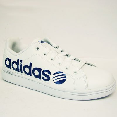 Adidas Vintage Set Kids Junior White Trainers