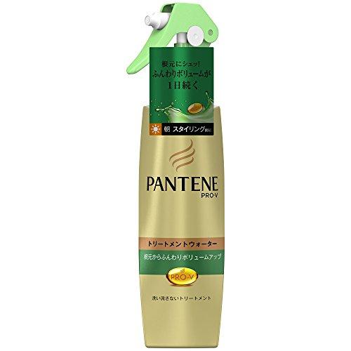 パンテーン 洗い流さないトリートメント トリートメントウォーター ボリュームのない髪用 200ml