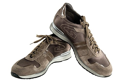 Scarpe donna ALBERTO GUARDIANI SD45452E taupe sneakers N.40 X2275