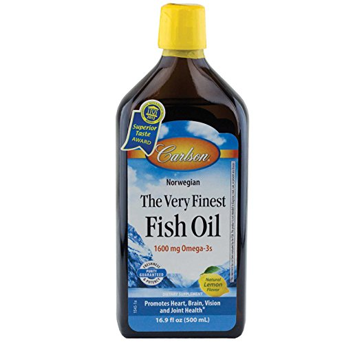 Carlson labs very finest liquid fish oil peoplebeatingcancer for Side effects of fish oil supplements