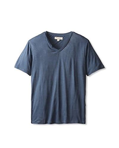 Burberry Men's Technical Modal Blended T-Shirt