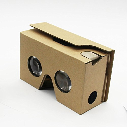 For Sale! New Google Cardboard V2.0 3D VR Virtual Reality Glasses , Fit all the phone size with Adju...