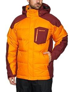 Marmot Men's Shadow Down Jacket - Orange Spice/ Tawny Port M