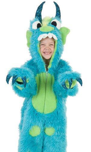 Princess Paradise Baby Boys Girls Blue Monster Toddler Halloween Costume