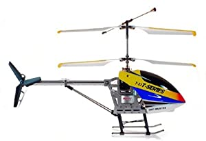 "Velocity Toys 27"" T-series T23 Thunderbird 3ch Rc Helicopter w/ Gyro at Sears.com"