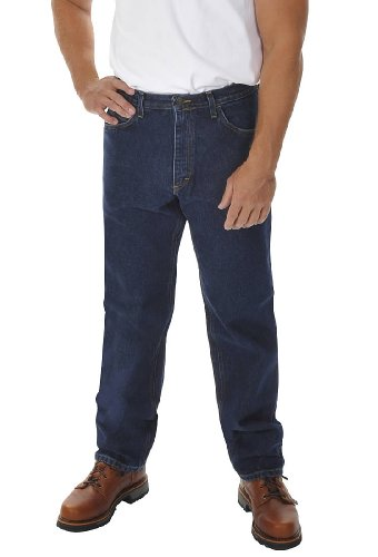 All American Clothing Co. Men's AA Regular Jean - Dark Stonewash