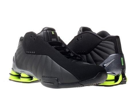 Nike Shox BB4 Mens Basketball Shoes 376918-011 Black 9 M US  adf90f9d7