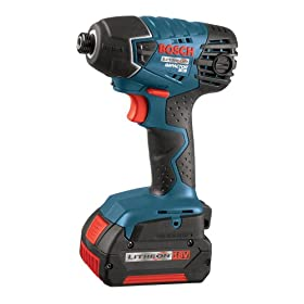 Bosch 25618-01 18-Volt Lithium_Ion 2-Fat Battery Impact Driver