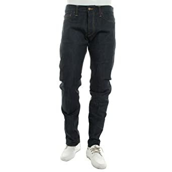 CARHARTT - Jeans Slim - Homme - Jean bleu rigid Klondike - 33 32