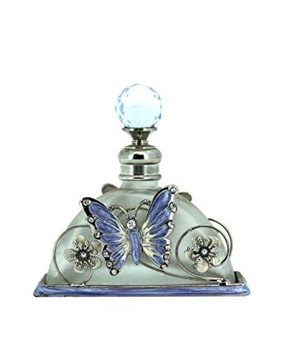 Butterfly Perfume Bottle, Purple