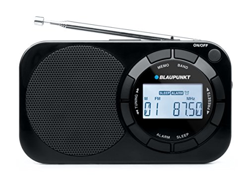 Blaupunkt Radio BD-320 digital PPL-nero
