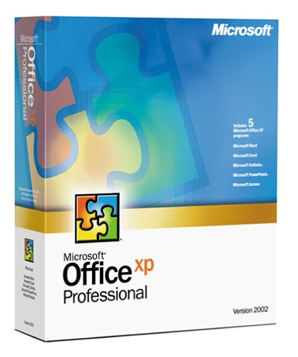 Microsoft Office XP Professional Corporate with SP3