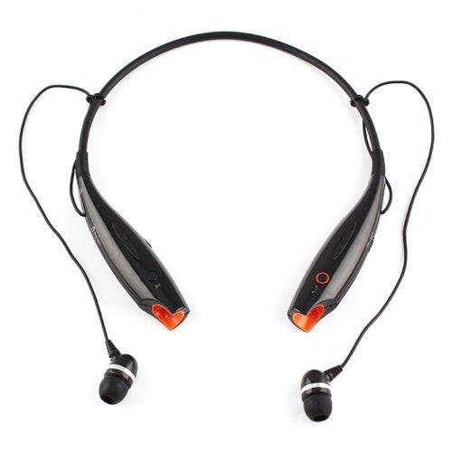 Happu-Store Wireless Universal Bluetooth Stereo Headset Headphone Neckband Earphone