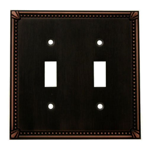 Decorative gfci outlet covers compare price to bronze for Lighthouse switch plates