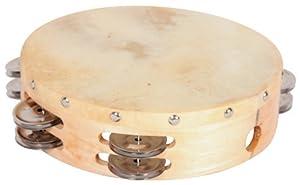 Amazon.com: T8HD 8En. Doble Pandereta: Musical Instruments