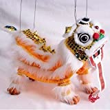 Marionette Style Puppet - Chinese New Year Dragon - For Play or Display Any Time of Year!