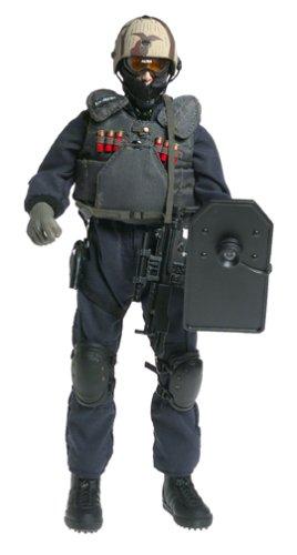 "Buy Low Price Blue Box Elite Force German GSG9 ""Konrad"" 12″ Military Action Figure (B00008LSND)"