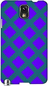 Timpax protective Armor Hard Bumper Back Case Cover. Multicolor printed on 3 Dimensional case with latest & finest graphic design art. Compatible with Samsung Galaxy Note 3 / N9000 Design No : TDZ-22988