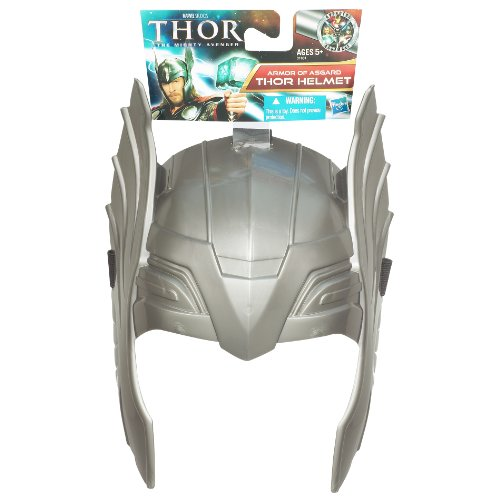 NEW~MARVEL~THOR HELMET~MIGHTY AVENGER~ARMOR OF ASGARD ...