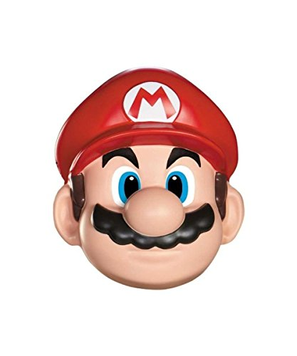 Super Mario Bros. Mario Adult Mask