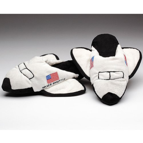 Smithsonian Kid's Shuttle Slippers